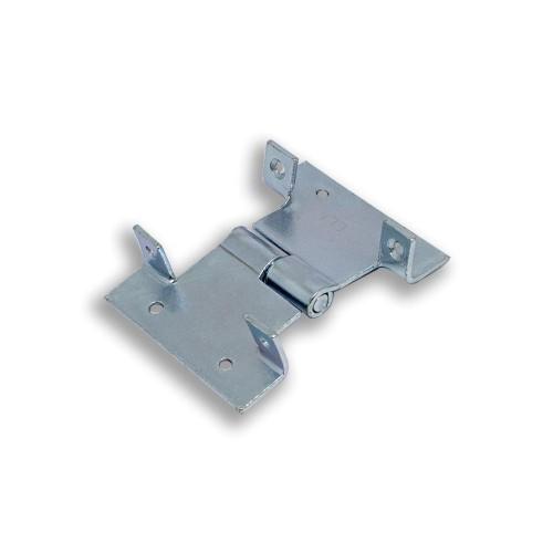 Dobradiça para Veneziana 4 cm - Zincado - Embalagem Padrão
