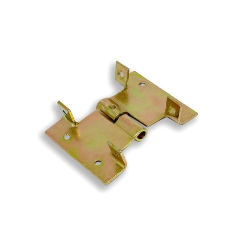 Dobradiça para Veneziana 4 cm - Bicromatizado - Embalagem Padrão
