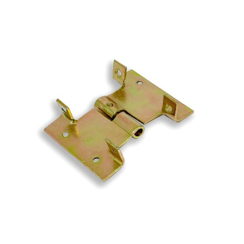 Dobradiça para Veneziana 10 cm - Bicromatizado - Embalagem Padrão