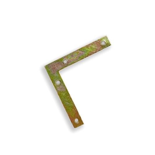 Esquadro para Esquadria 15 cm - Bicromatizado - Embalagem Padrão