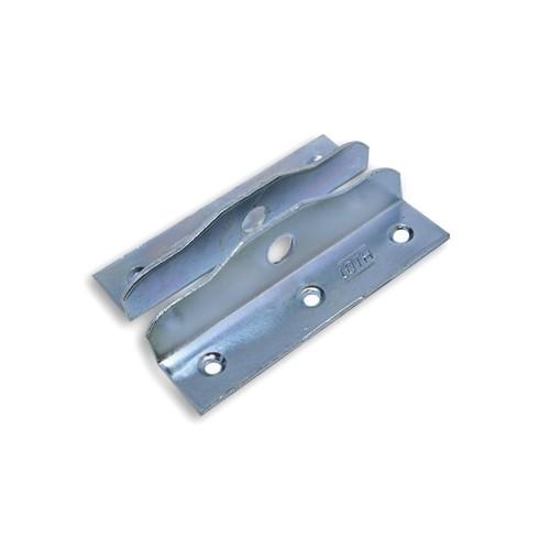 Porta Cadeado para Janela - Zincado - Embalagem Padrão