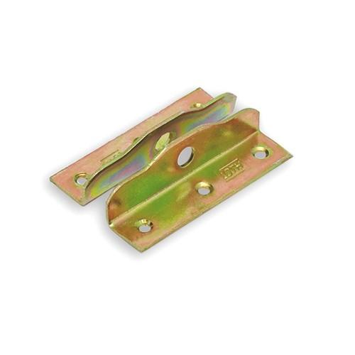 Porta Cadeado para Janela - Bicromatizado - Embalagem Padrão