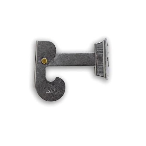 Prendedor de Veneziana - Parafusar 8 cm - Aço Inoxidável - Cartela Saco