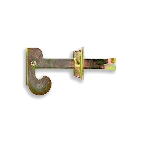 Prendedor de Veneziana - Chumbar 4 cm - Bicromatizado - Cartela Saco