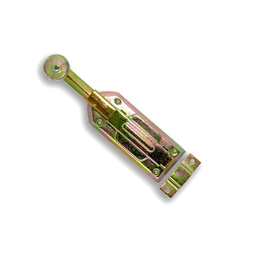 Ferrolho de Mola 15 cm - Bicromatizado - Cartela Saco
