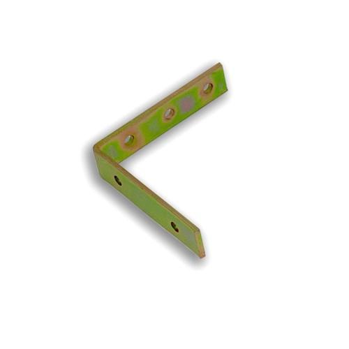 Cantoneira para Cortina 5x7 cm - Bicromatizado - Cartela Saco